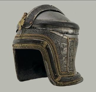 Helmet of Philip the Handsome