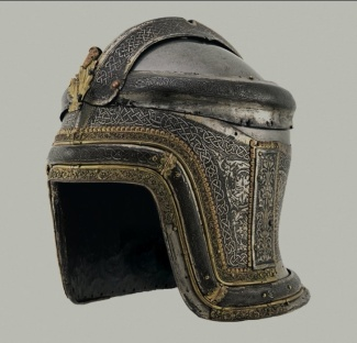 Helmet of Philip the Handsome